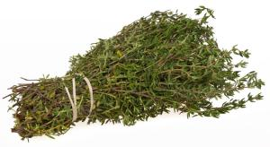 Fresh-thyme-herb-on-white-background-06181491A4A61D9D
