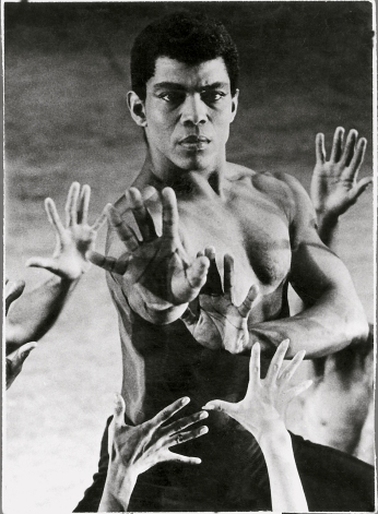 Alvin Ailey 1931-1989 Founded the Alvin Ailey Dance Theatre, New York City, Activist, Choreographer (Photo credit: Evaf-Maze)