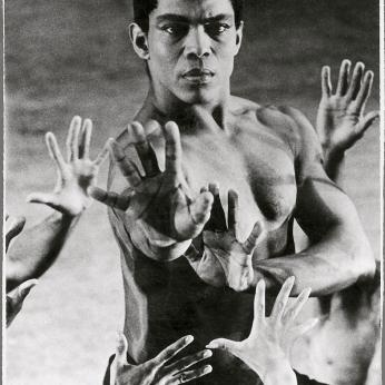 Alvin Ailey 1931-1989 Founded the Alvin Ailey Dance Theatre, New York City, Activist, Choreographer (Photo credit: Evaf-Maze)